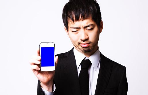 海外でiPhoneのブルースクリーンが続発?