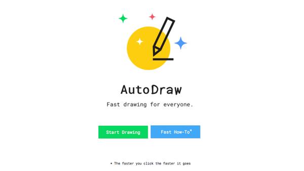 ウェブお絵描きツール『AutoDraw』をGoogleが公開!無料で使える絵のリライトツールを試してみる