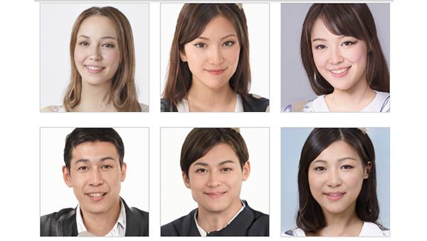 AIで顔を生成して写真素材に!商用利用もOKな『AI人物写真素材』ベータ版が公開されたのでチェックしてみました